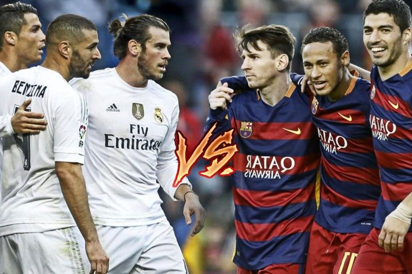 Bale, Benzema, C.Ronaldo vs Messi, Suarez, Neymar | BBC vs MSN | 2016 HD -  YouTube