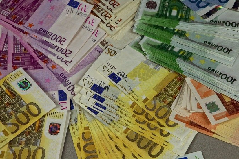 Free Euro Money Desktop Images 1920x1200