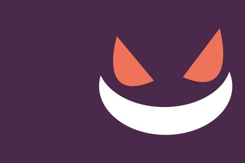 new gengar wallpaper 1920x1080 hd