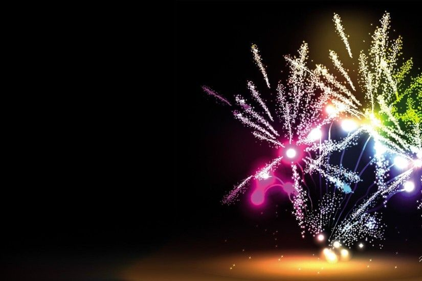 New Years Eve Fireworks Wallpaper (04)