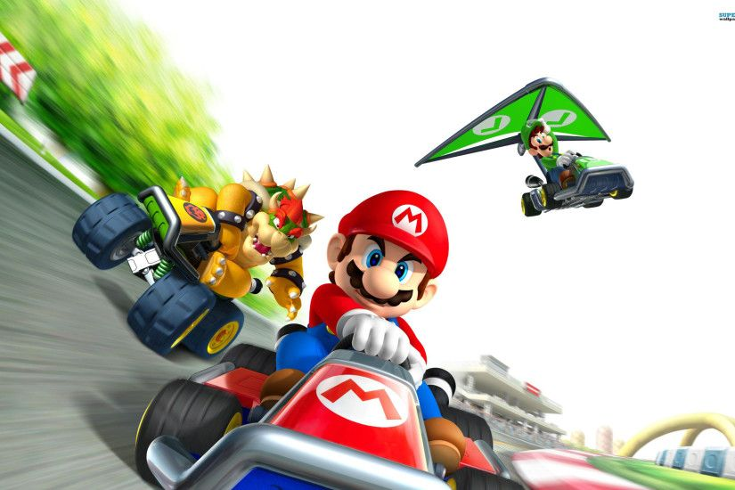 Game Boy Advance Mario Kart Super Circuit Track Backgrounds | HD Wallpapers  | Pinterest | Mario kart and Wallpaper