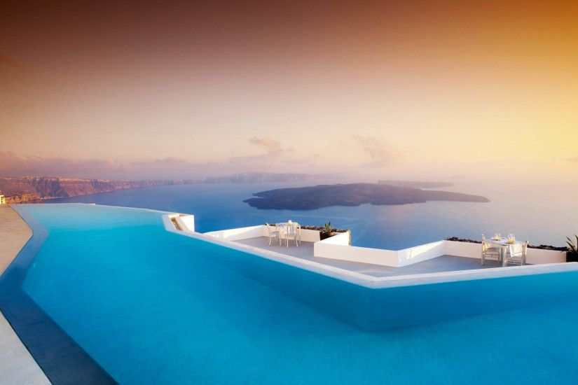 Santorini Amazing HD Wallpapers (High Resolution) Santorini (11) ...
