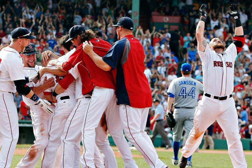 Finish Line: Red Sox Complete Worst-To-First Season - 2013 Boston Red Sox  -- Something To Celebrate - ESPN