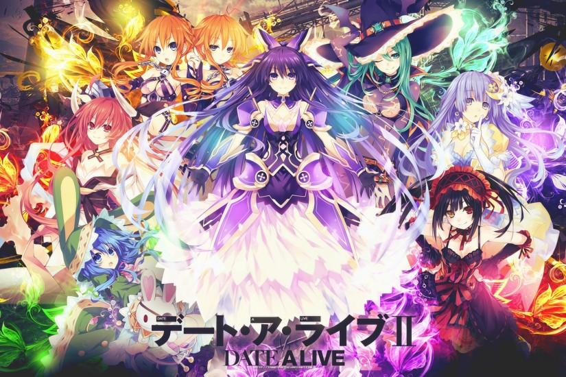 HD Wallpaper | Background ID:694704. 1920x1080 Anime Date A Live