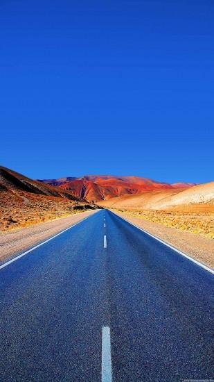 Road Landscapes Desktop Galaxy S4 1080x1920 Wallpaper HD