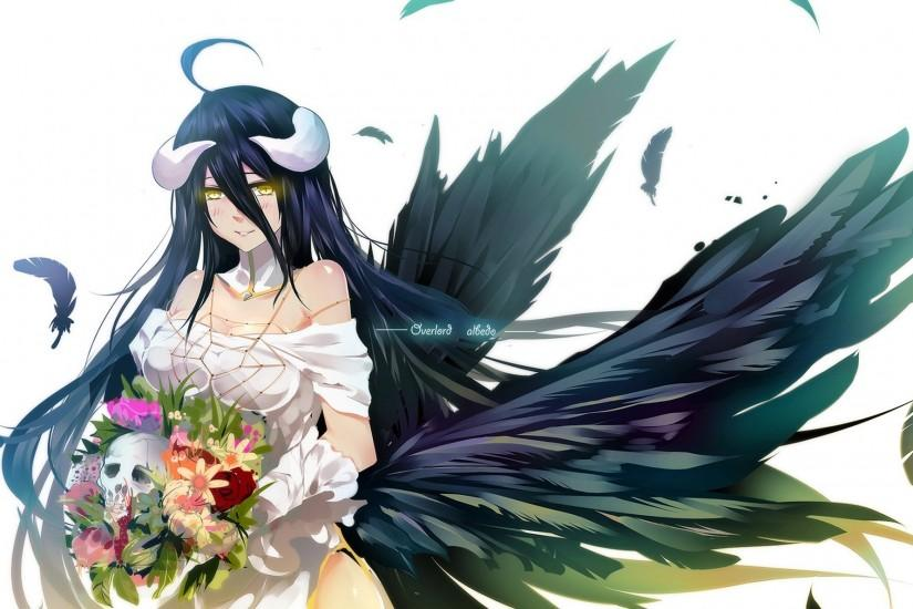 Anime Overlord Albedo Overlord Wallpaper