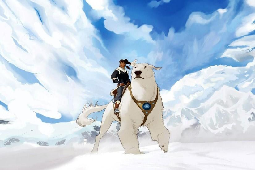 The Legend of Korra Wallpaper 1920x1080