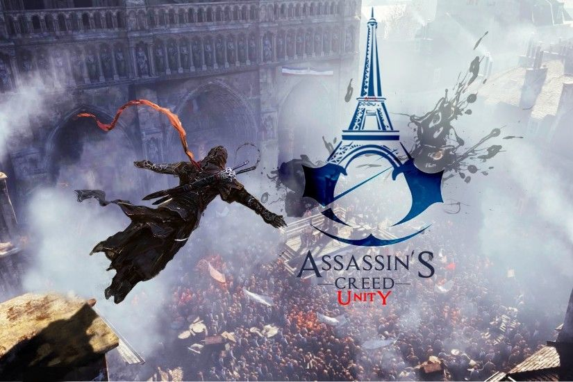 HD Wallpaper | Background ID:495796. 1920x1080 Video Game Assassin's Creed:  Unity
