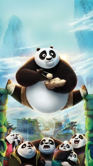 Download the android wallpaper. Description: Kung Fu Panda 3 ...