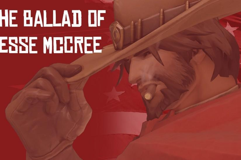 mccree wallpaper 1920x1080 for computer