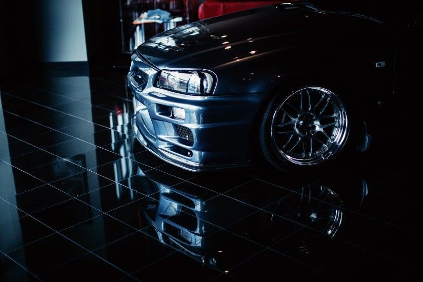 8 Nissan Skyline R34 Wallpapers | Nissan Skyline R34 Backgrounds
