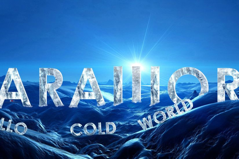 ... PARAMORE - Hello Cold World by paramore-more