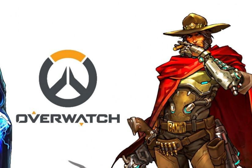 mccree wallpaper 1920x1080 for hd 1080p