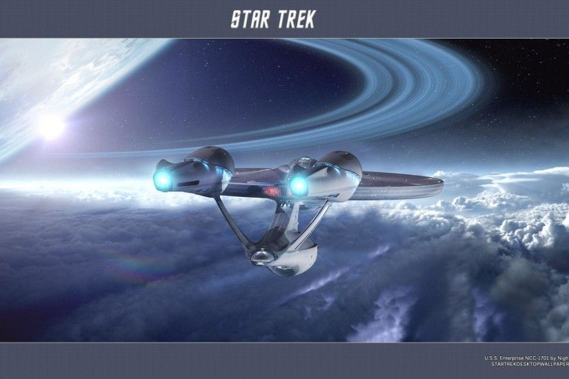 Star Trek Enterprise Wallpaper HD - WallpaperSafari