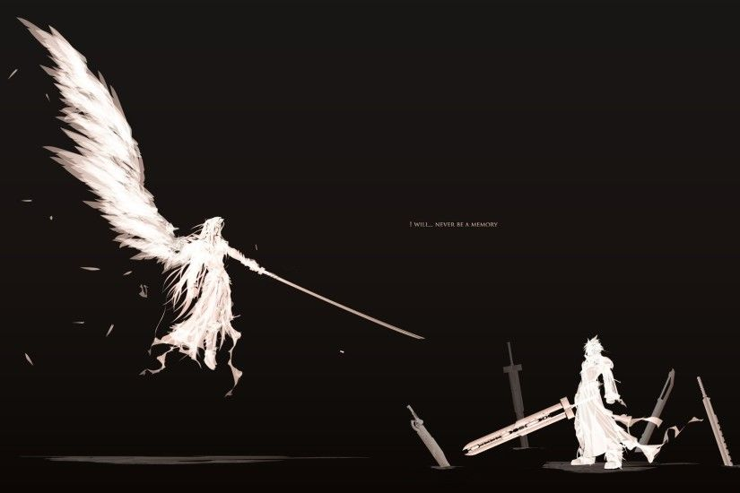 Sephiroth Vs Cloud Strife - Final Fantasy ...