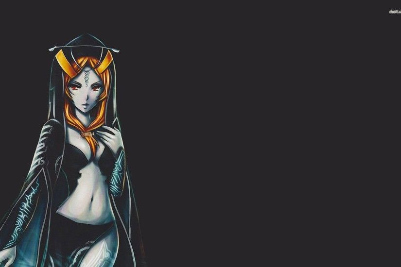 Wallpapper Of Midna From The Legend Of Zelda:Twilight Princess