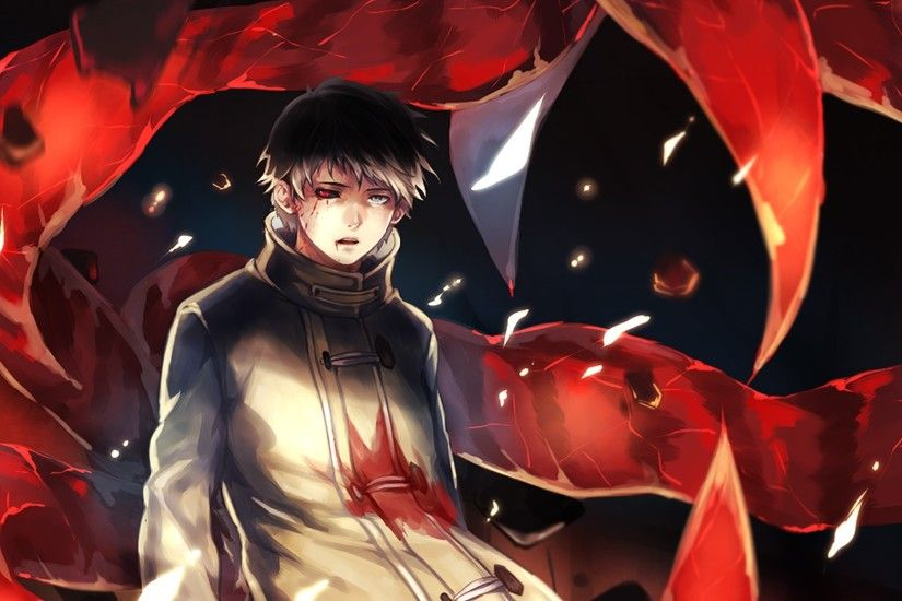 Tokyo Ghoul, Kaneki Ken, Anime Boys Wallpapers HD / Desktop and Mobile  Backgrounds