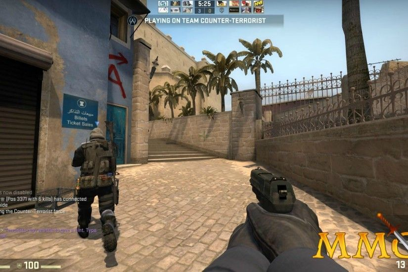 Counter Strike Global Offensive a site