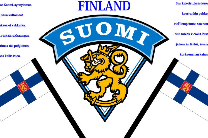 Finland Ice Hockey Wallpaper by shadowthehedgehog377 Finland Ice Hockey  Wallpaper by shadowthehedgehog377