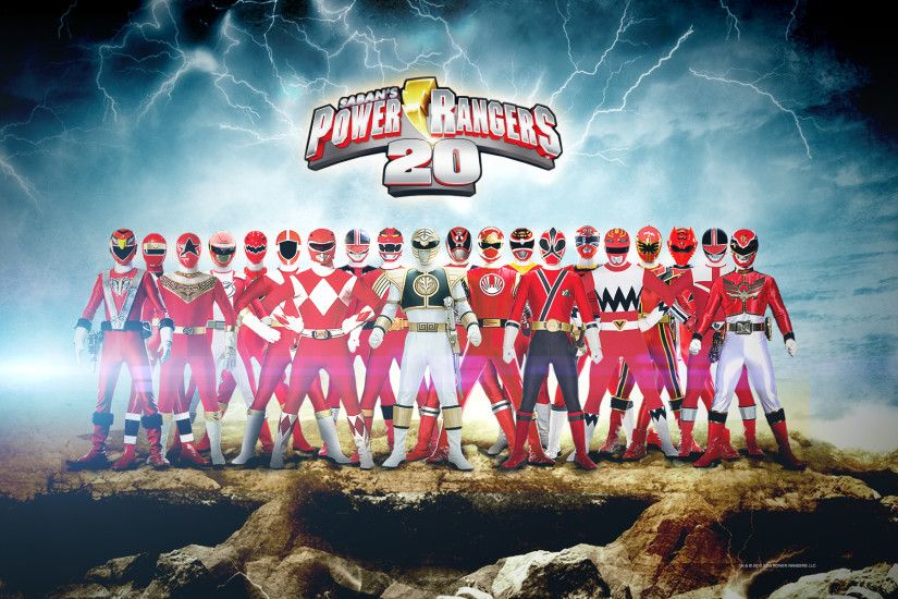 Happy Birthday Power Rangers!