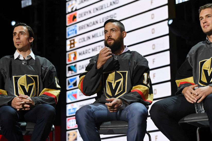 NHL Expansion Draft: Results, picks for first Vegas Golden Knights roster |  NHL | Sporting News