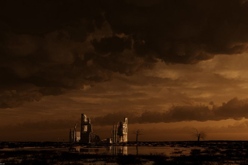 Sci Fi - Post Apocalyptic Apocalyptic Wallpaper