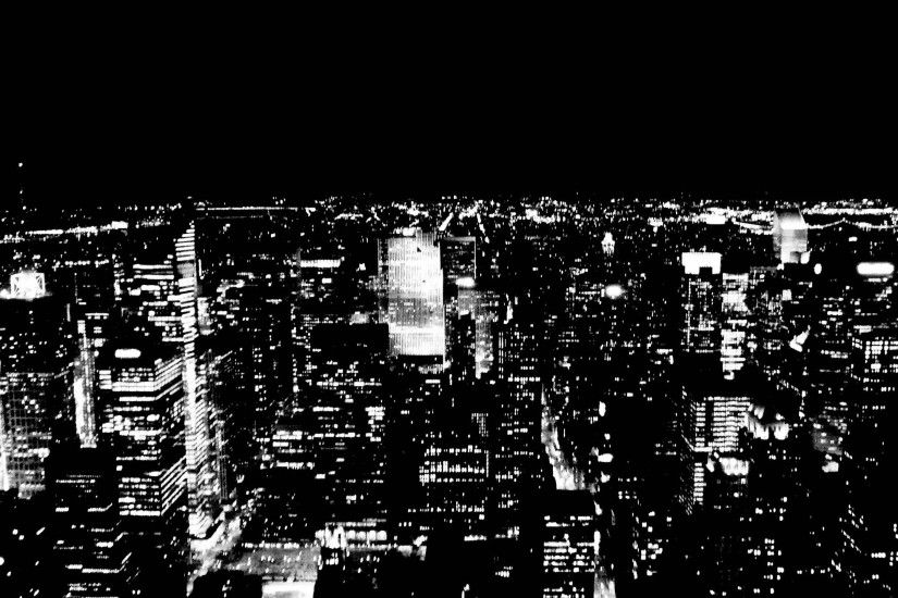 New York City Black And White 908923 ...