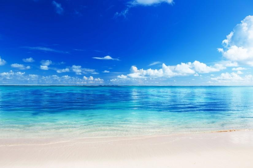 download beach background 2555x1600 for android tablet