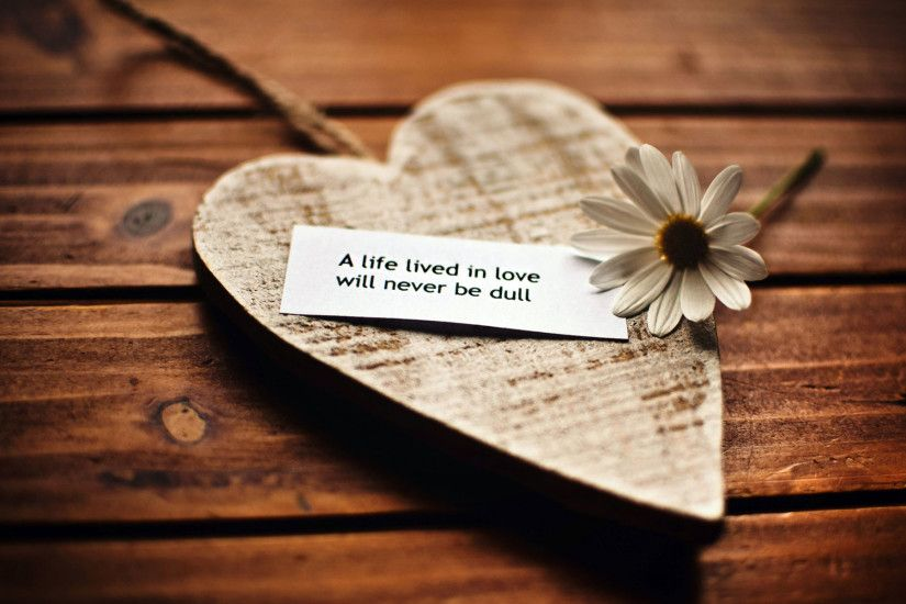 Cute Love Quotes Wallpapers