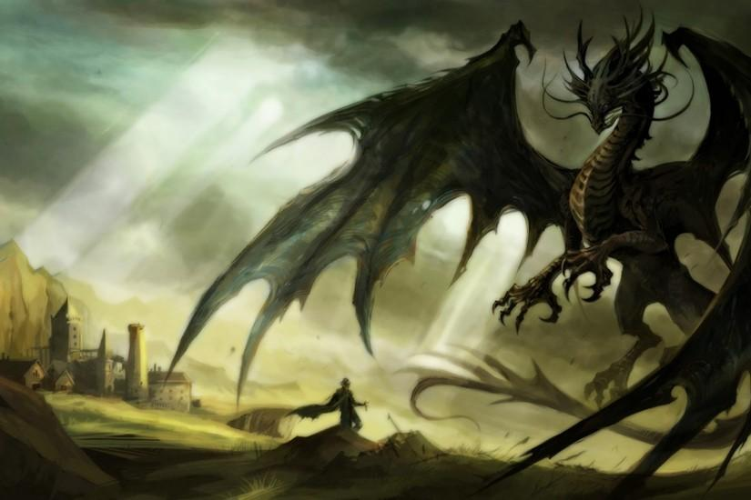 Download Game Dragon Wallpapers.