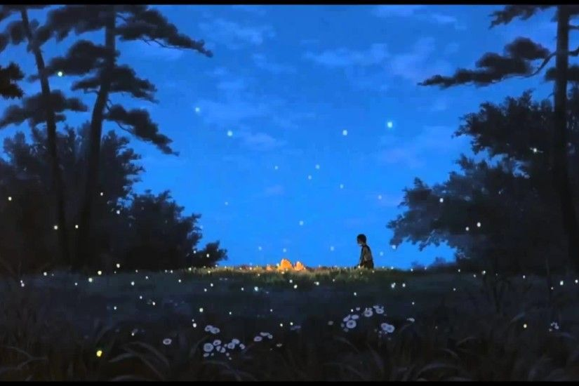 Grave of the Fireflies Theme