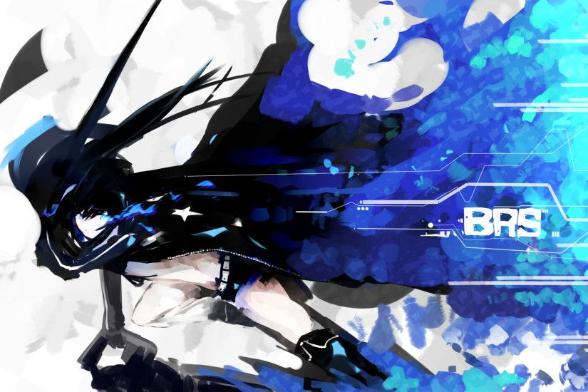 Pictures In High Quality: Black Rock Shooter Wallpapers by Cherri Monks,  24/06