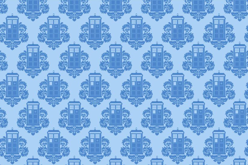 Pattern - Wallpaper Wallpaper TARDIS Computer Wallpapers, Desktop  Backgrounds 1920x1200 Id: 201402