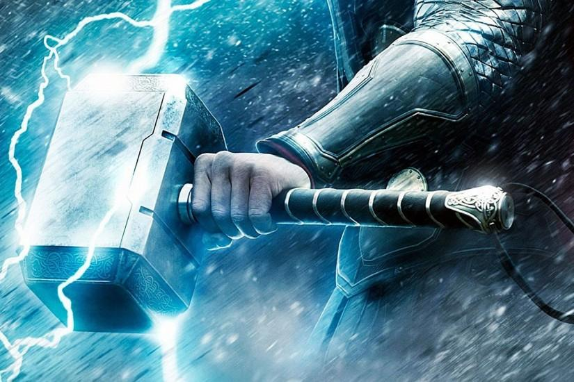 Wallpapers For > Thor Hammer Wallpaper Hd 1080p