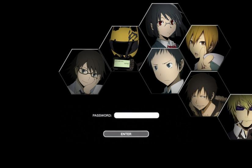 durarara wallpaper 1920x1080 for iphone