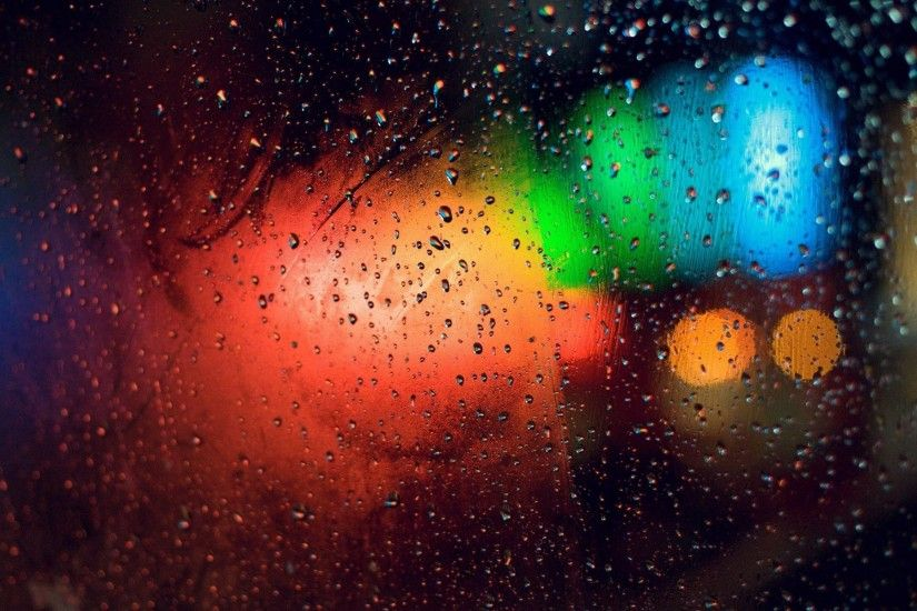 wallpaper.wiki-Rain-Window-Desktop-Wallpaper-PIC-WPD001195
