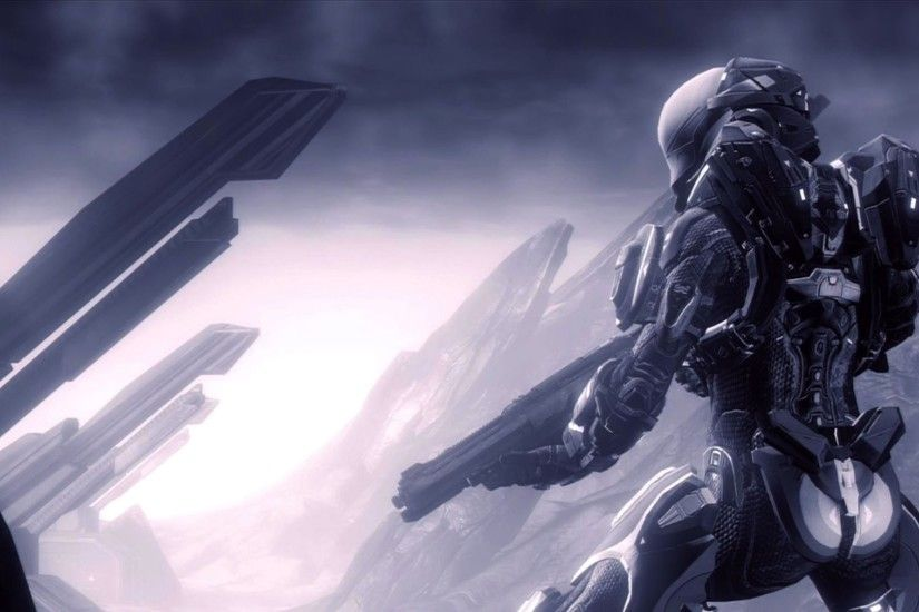 Halo 4 Spartan Wallpaper Hd Halo spartan w…