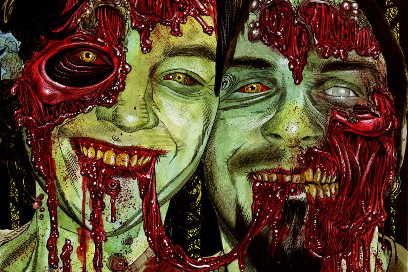 Rob Zombie Art Dark Horror Monster R Wallpaper At Dark Wallpapers