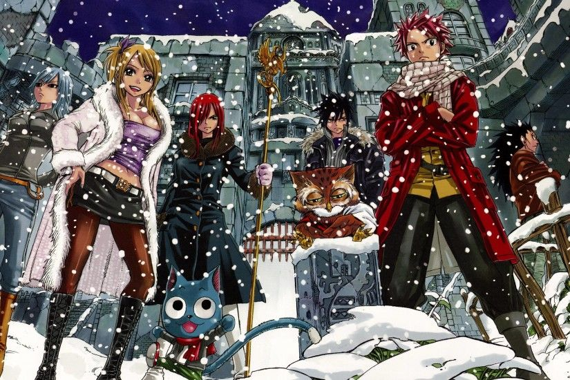 Fairy Tail Computer Wallpapers, Desktop Backgrounds 2560x1600 Id ..