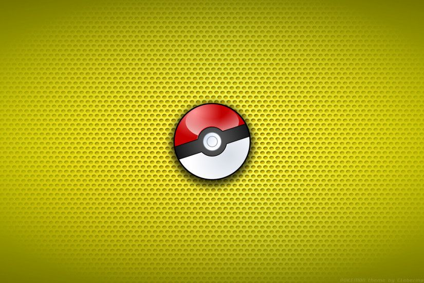 Video Game - Pokémon Pokeball Wallpaper