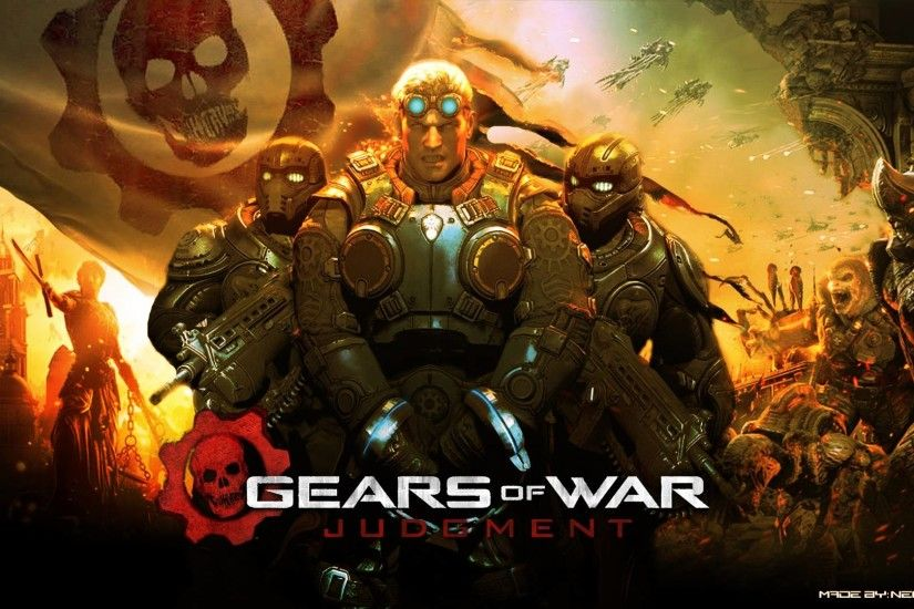 Wallpapers For > Gears Of War 3 Wallpaper 1080p