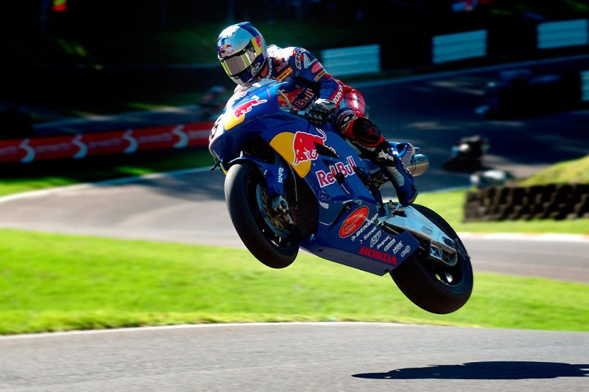 Honda Red Bull Moto GP for 1920x1200