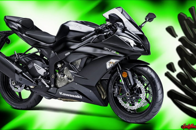 HD Kawasaki Ninja Wallpaper