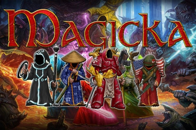 Magicka is an action oriented role playing game by Arrowhead Game Studios.  The company's philosophy is based on three guiding principles –  entertainment, ...