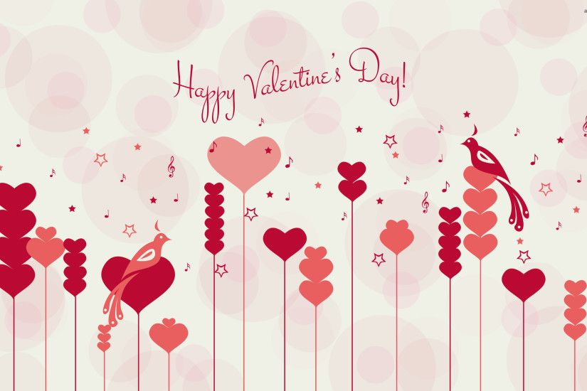 Happy Valentine's Day wallpaper - Holiday wallpapers - #1188