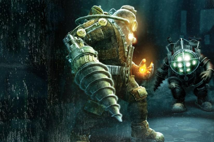 ... BioShock HD Wallpaper | 1920x1080 | ID:57826 ...