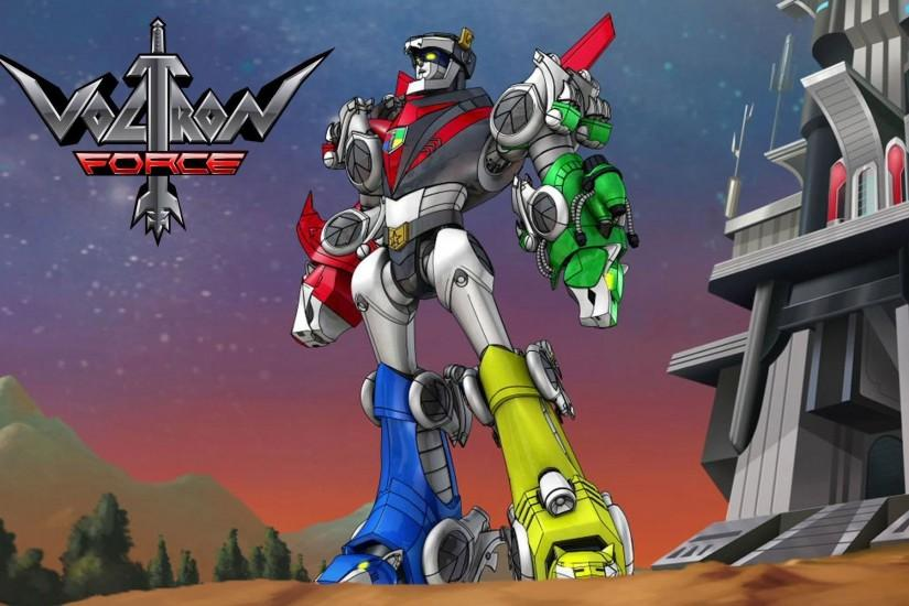 Voltron: Defender of the Universe Wallpapers - Madman Entertainment