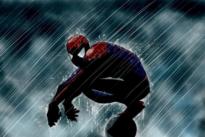 Spiderman in Comic Exclusive HD Wallpapers #6284