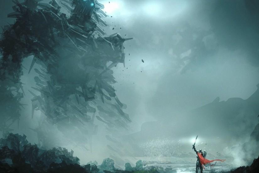 new shadow of the colossus wallpaper 1920x1080 ipad