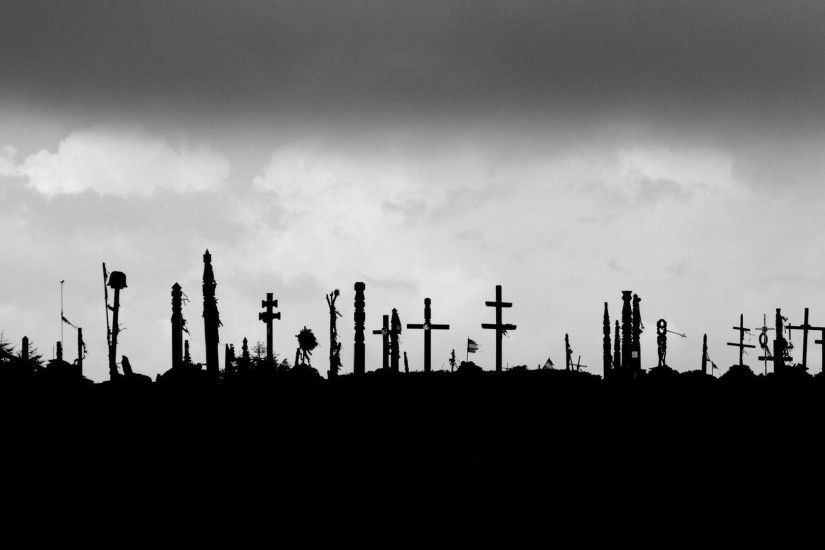 Graveyard wallpaper - Photography wallpapers - #